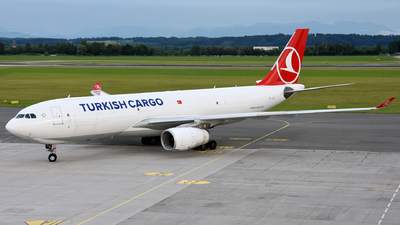 A picture of TCJOZ - Airbus A330243F - Turkish Airlines - © Martin Nimmervoll