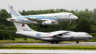 RA-89050 - Sukhoi Superjet 100-95LR - Gazpromavia