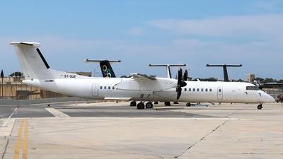 A picture of 5YQUE - De Havilland Canada Dash 8400 - [4065] - © Maria CP