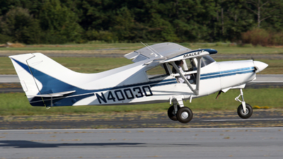 N40030 - Maule MXT-7-180A - Private