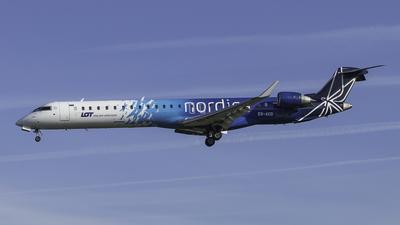 ES-ACD - Bombardier CRJ-900ER - Nordica