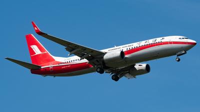 B-7862 - Boeing 737-89P - Shanghai Airlines