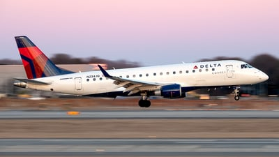 N234JQ - Embraer 170-200LR - Delta Connection (Republic Airlines)