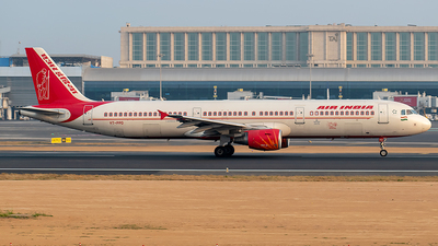 VT-PPD - Airbus A321-211 - Air India