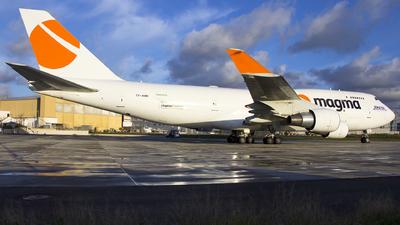 TF-AMI - Boeing 747-412(BDSF) - Air Atlanta Icelandic