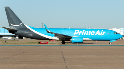 N8059A - Boeing 737-86J(BCF) - Amazon Prime Air (Sun Country Airlines)