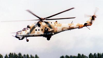 459 - Mil Mi-24D Hind D - Poland - Air Force