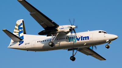 OO-VLI - Fokker 50 - VLM Airlines