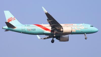 B-30FV - Airbus A320-251N - Loong Air