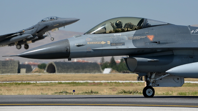 88-0035 - General Dynamics F-16CG Fighting Falcon - Turkey - Air Force