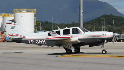 ZP-GNH - Beechcraft A36TC Bonanza - Private