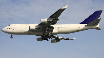 A picture of TFAAK - Boeing 747428 - Saudia - © Quang_Minh_024