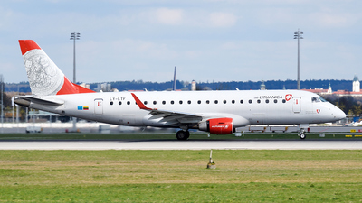 LY-LTF - Embraer 170-200LR - Air Lituanica