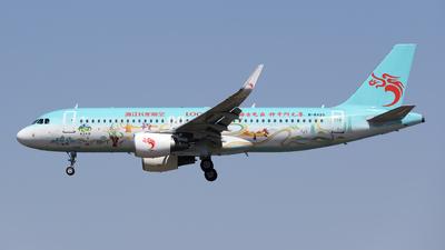 B-8433 - Airbus A320-214 - Loong Air