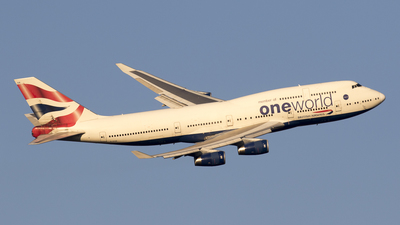 G-CIVK - Boeing 747-436 - British Airways