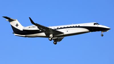 SP-FMG - Embraer ERJ-135BJ Legacy 600 - Blue Jet