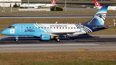 SU-GDI - Embraer 170-100LR - EgyptAir Express