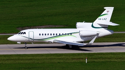HA-LKZ - Dassault Falcon 900LX - Private
