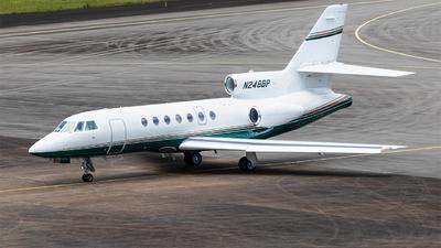 N248BP - Dassault Falcon 50EX - Private