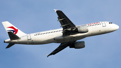 B-6880 - Airbus A320-214 - China Eastern Airlines