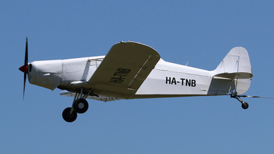 HA-TNB - Piper PA-25-235 Pawnee - Private
