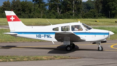 A picture of HBPNL - Piper PA28161 - [2816108] - © Sandra