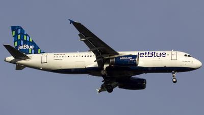 N585JB - Airbus A320-232 - jetBlue Airways
