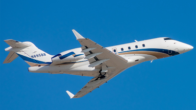 N895BB - Bombardier BD-100-1A10 Challenger 300 - Private