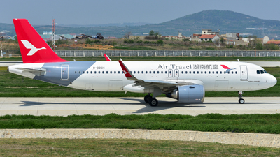 A picture of B30EH - Airbus A320251N - Air Travel - © Helal