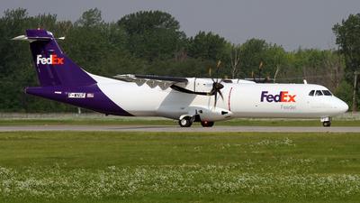 A picture of FWNUF - ATR 72600 - [1608] - © Daniel Lapierre Forget