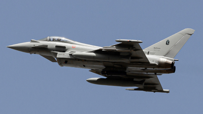 MM7338 - Eurofighter Typhoon EF2000 - Italy - Air Force