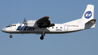 RA-47820 - Antonov An-24RV - UTair Express