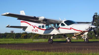 PT-OPA - Cessna 208 Caravan - Private