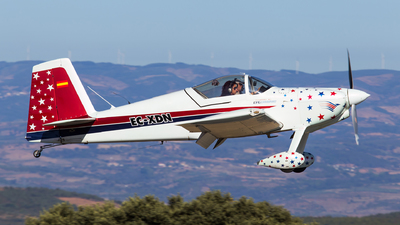 EC-XDN - Vans RV-7 - Private