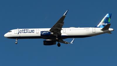 N998JE - Airbus A321-231 - jetBlue Airways