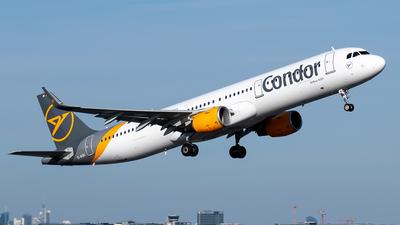 A picture of DAIAI - Airbus A321211 - Condor - © Timo Duda