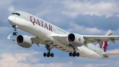 A7-AMK - Airbus A350-941 - Qatar Airways