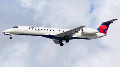 N258JQ - Embraer ERJ-145LR - Delta Connection (Shuttle America)