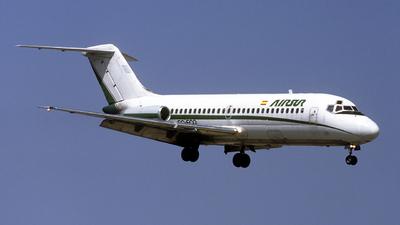 EC-FCQ - McDonnell Douglas DC-9-14 - Air Sur