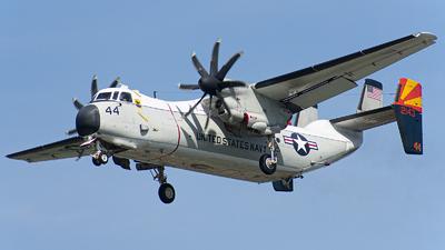 162143 - Grumman C-2A Greyhound - United States - US Navy (USN)