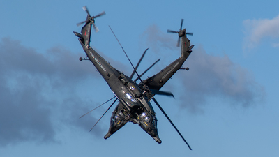 FAC4132 - Sikorsky AH-60L Arpia III - Colombia - Air Force