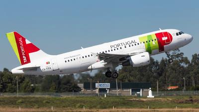 CS-TTA - Airbus A319-111 - TAP Portugal