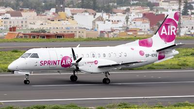 SP-KPR - Saab 340A - SprintAir