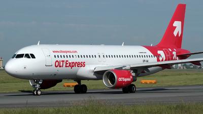 SP-IAI - Airbus A320-214 - OLT Express