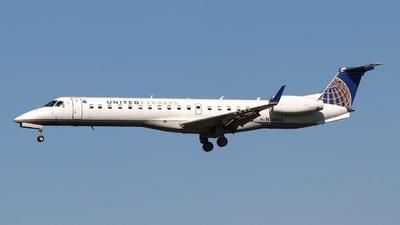 N14143 - Embraer ERJ-145XR - United Express (Commutair)