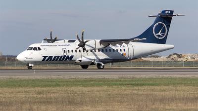 A picture of YRATB - ATR 42500 - [0569] - © Mihai Cioponea