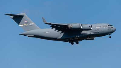 06-6157 - Boeing C-17A Globemaster III - United States - US Air Force (USAF)