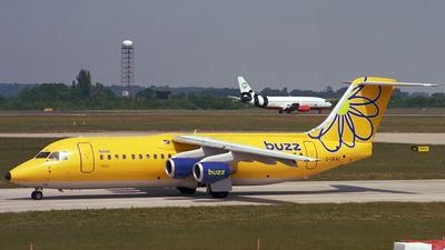 G-UKAC - British Aerospace BAe 146-300 - Buzz