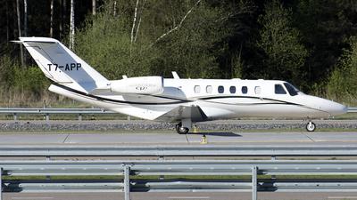 T7-APP - Cessna 525A CitationJet 2 Plus - Artjet