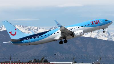 G-TAWC - Boeing 737-8K5 - TUI